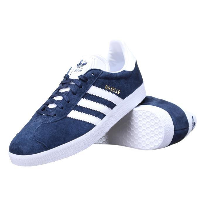 basket adidas gazelle bleu