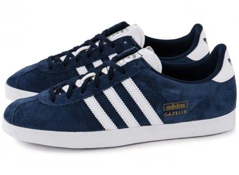 adidas gazelle noir et bleu