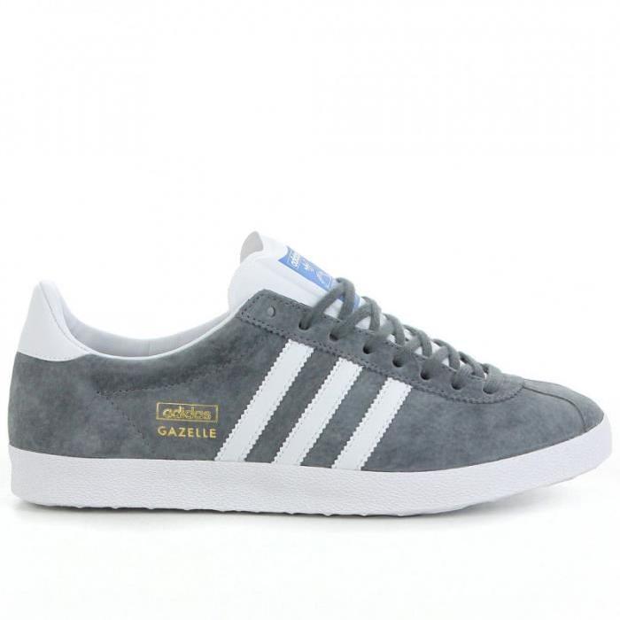 adidas gazelle mesh grise