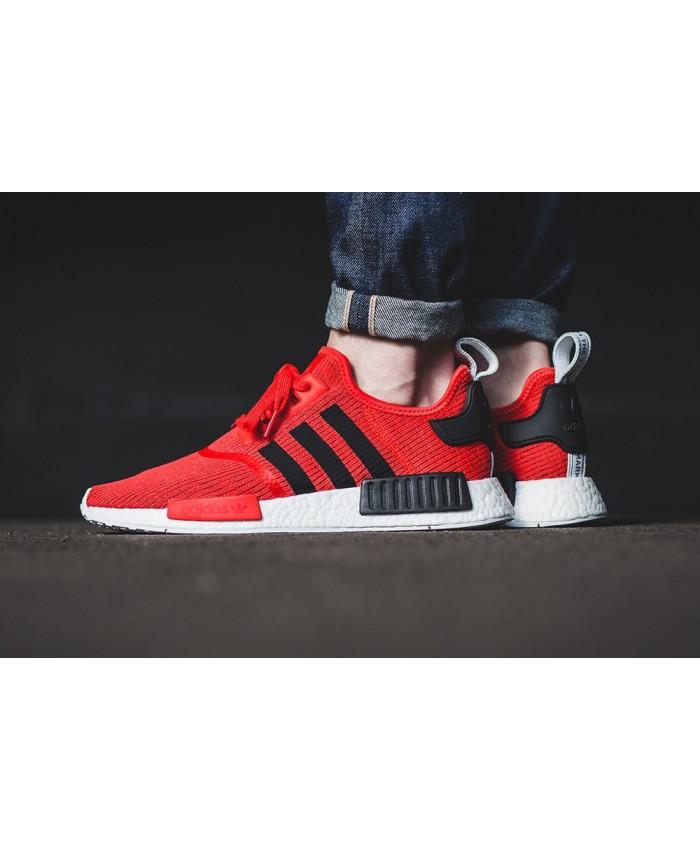adidas nmd noir et rouge