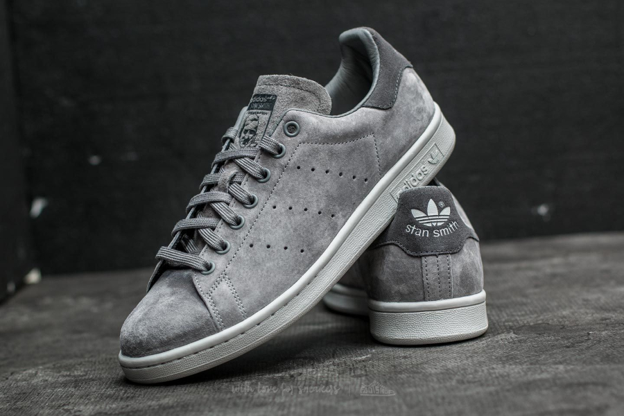 adidas stan smith grise femme