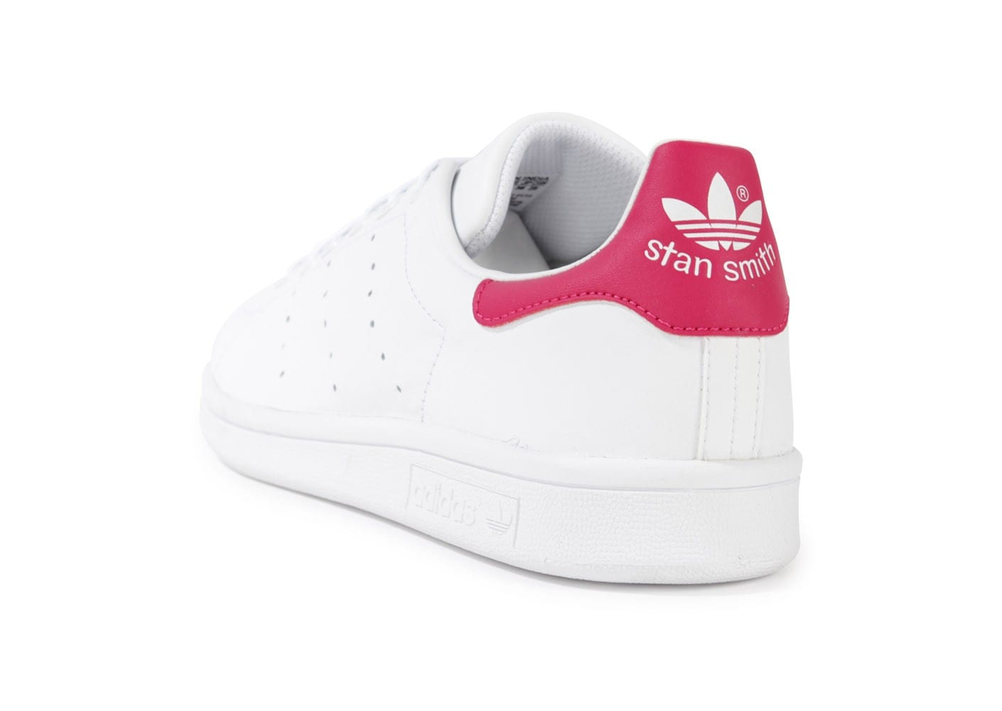 basket femme adidas stan smith 40 rose