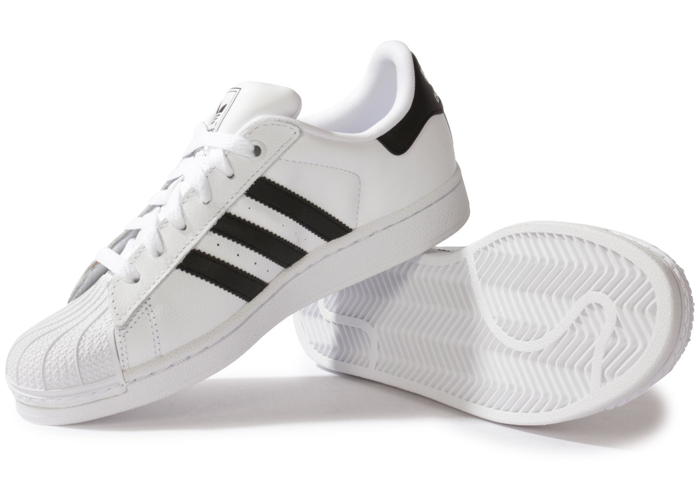 adidas sneakers fille blanc