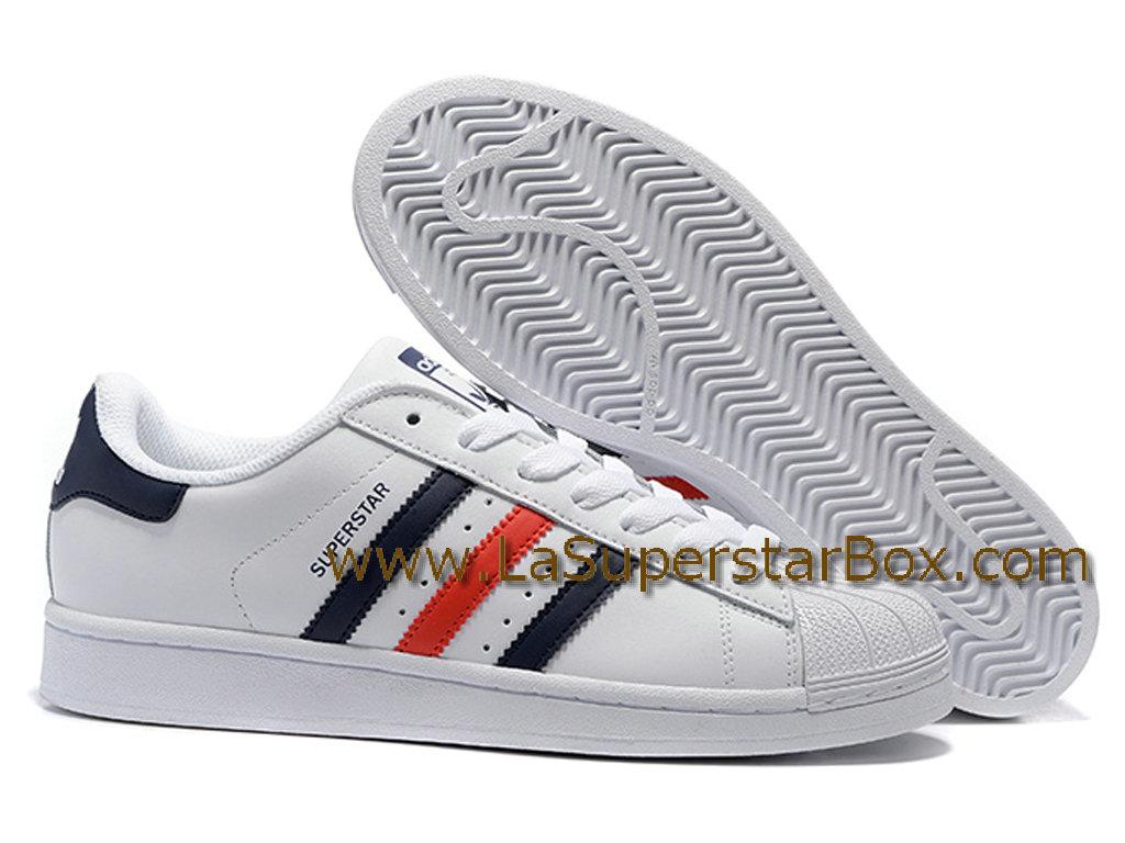 adidas superstar foundation blanche femme