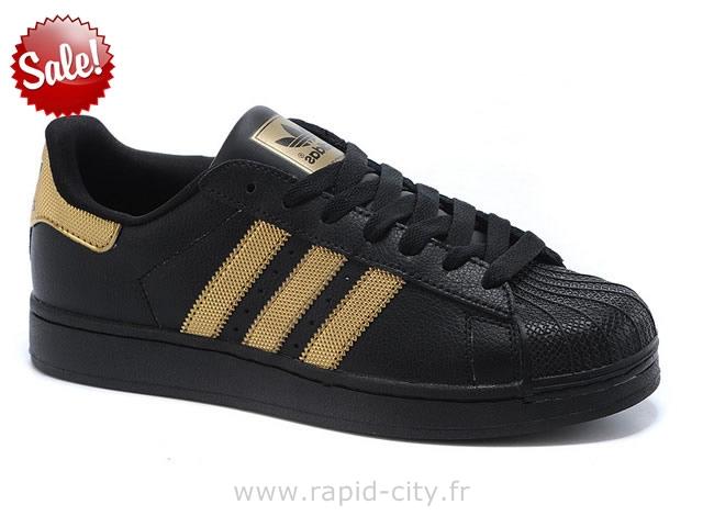 adidas superstar homme or