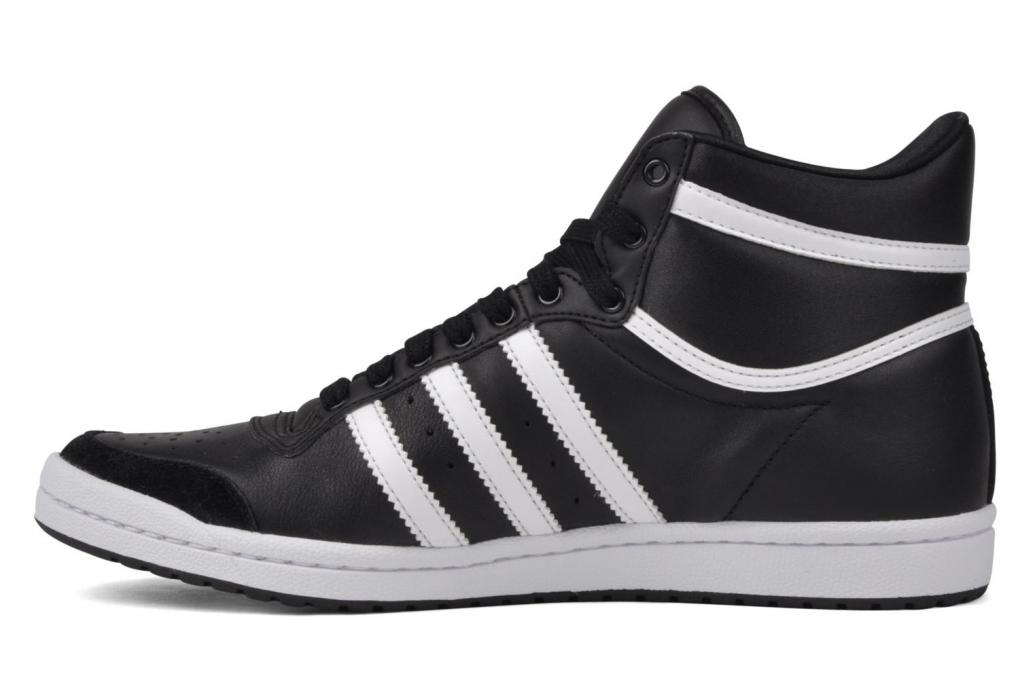adidas top ten hi sleek noir