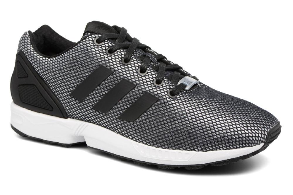 nouveau drôle découvrir adidas zx flux gris et blanc auto