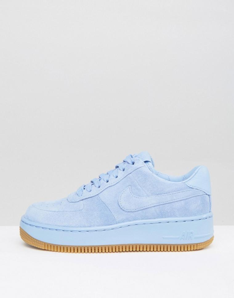 air force 1 gris daim