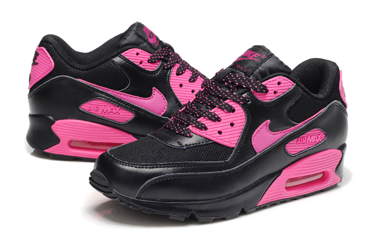 hot sales wholesale online professional sale air max 90 rose et noir