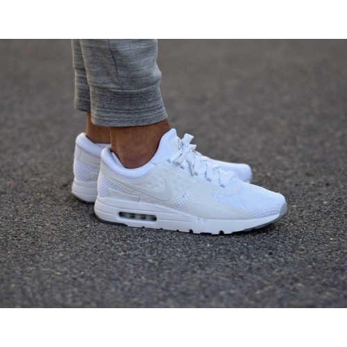 air max 0 blanche