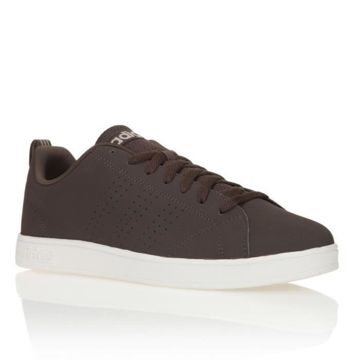 basket adidas marron homme