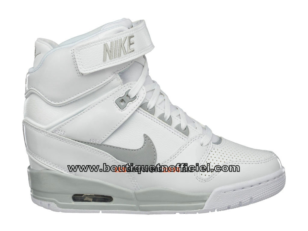 chaussure montant nike femme