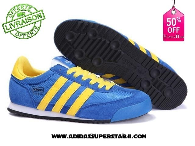 sneakers for cheap where to buy wholesale online chaussure adidas bleu et jaune
