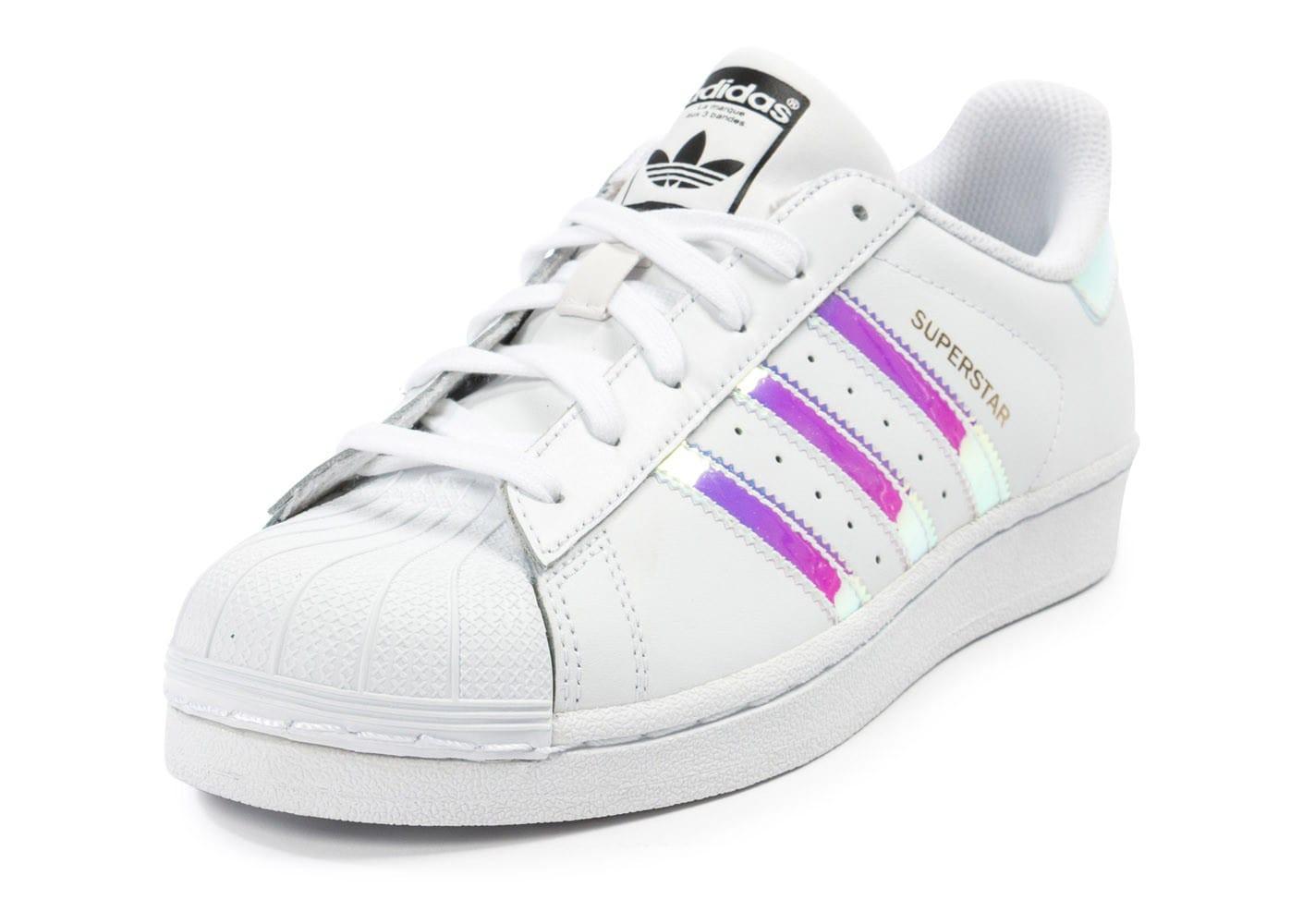 chaussure adidas brillante