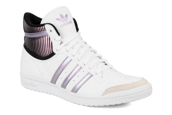 chaussure adidas femme top ten hi sleek