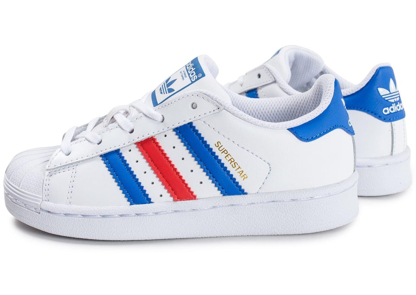chaussures adidas bleu