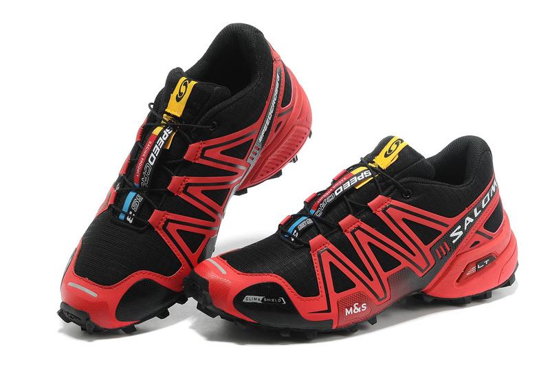 chaussure trail salomon homme pas cher