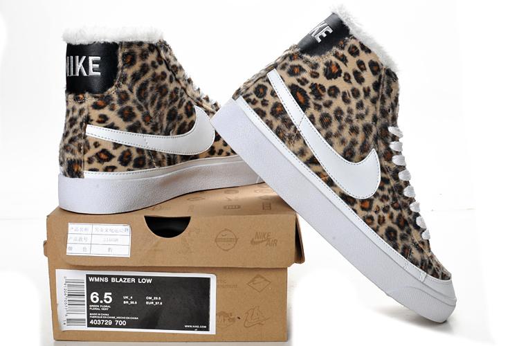 ensemble nike leopard