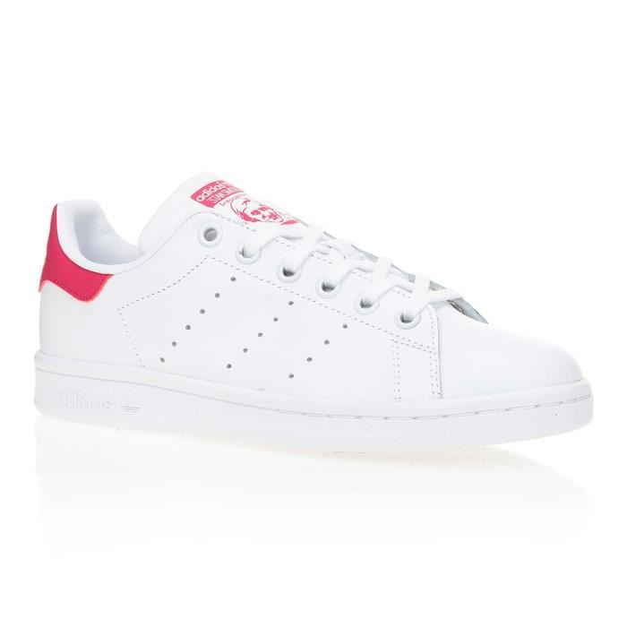 adidas stan smith blanche et rose pale